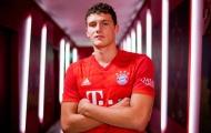 CHÍNH THỨC: Bayern tiếp tục ra mắt Nhà vô địch World Cup thứ 2