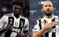 Higuain nỗ lực, Juventus buộc phải hy sinh sao trẻ 19 tuổi?
