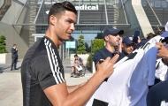 Sau tất cả, ngôi sao lớn nhất của Juventus đã xuất hiện
