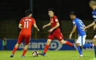 Lương Xuân Trường đã thể hiện như thế nào tại V-League?