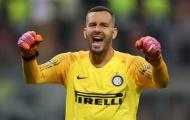 Samir Handanovic, người khiến Conte không thể bán là ai?