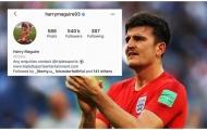 NÓNG! Thêm dấu hiệu cho thấy Man Utd đã 'xong' vụ Harry Maguire