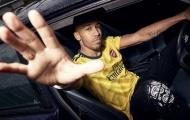 Arsenal tung mẫu áo đấu màu 'chuối thâm' cực chất