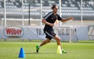 'Lựa chọn Juventus là quyết định đúng đắn của tôi'