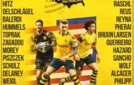 NÓNG: Dortmund triệu tập đầy đủ anh tài cho chuyến du đấu tại Mỹ