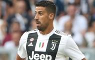 """Bị Juventus đẩy ra đường, """"người thừa"""" vẫn quyết tâm bám trụ"""