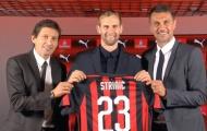"""Ivan Strinic: Từ nhà á quân World Cup 2018 đến """"người thừa"""" của AC Milan"""