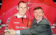 Jaap Stam, người từng khiến Sir Alex mắc sai lầm ở Man Utd là ai?