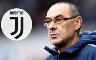 Maurizio Sarri và những vấn đề cần làm với Juventus