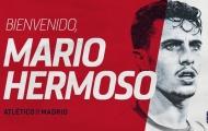 CHÍNH THỨC: Atletico điên cuồng công bố tân binh thứ 7 - 'tiểu Pique'