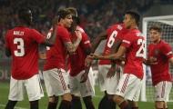Man United và những mục tiêu cần dồn sức trong khoảng thời gian còn lại