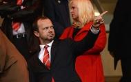 Man Utd tính mua 'hàng thải' Juve: Vui thôi đừng vui quá, Ed Woodward!