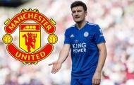 Sky Sports tiết lộ bí mật về Maguire; Khao khát đến Man Utd vì 2 người!