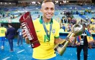 NÓNG! Lộ động thái mới nhất, Everton Soares khiến Arsenal 'bấn loạn'