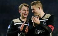 10 thương vụ đáng chú ý nhất của Ajax từ sau khi Johan Cruyff đến Barcelona (P2)