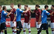 Cựu sao Real Madrid ghi bàn, AC Milan vẫn bị đội hạng dưới cầm hòa