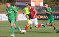 Thị uy sức mạnh, AS Roma giành chiến thắng hủy diệt 12-0