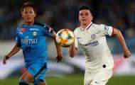 Cùng nhìn lại 3 nhân tố nổi bật trong ngày Chelsea thất bại trên đất Nhật
