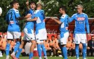 Đỉnh như tân binh Napoli, ghi bàn ra mắt sau 6 phút dù là trung vệ