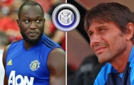 Sắp rời M.U, Lukaku có động thái gây hoang mang với BLĐ Inter Milan
