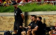 Klopp nhận ra vấn đề của Liverpool sau thất bại trước Dortmund
