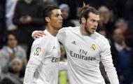 Cuộc tình giữa Gareth Bale và Real Madrid chấm dứt là vì Ronaldo?