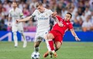 Kroos thẳng thắn: 'Tôi luôn có sự tôn trọng dành cho đội bóng đó'