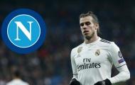 Gareth Bale về Napoli, tại sao không?