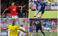 8 'măng non' Premier League đang bùng nổ ở loạt trận giao hữu Hè 2019