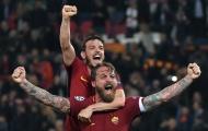 Hôm nay, 'công thần 19 năm' của AS Roma tròn 36 tuổi