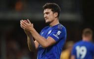NÓNG! HLV Leicester gửi thông điệp thép tới Man Utd vụ Maguire