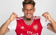 CHÍNH THỨC: Arsenal tức tốc ra mắt tân binh thứ 3 - 'ngọc quý' Ligue 1