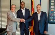 CHÍNH THỨC: Barcelona bổ nhiệm cựu sao nắm giữ vị trí 'gõ đầu trẻ'