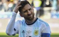 Messi bị phạt 1.500 USD: Trò đùa của Copa America?