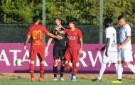 Người Argentina tỏa sáng, AS Roma nhẹ nhàng đánh bại 'gã tí hon'