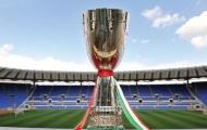 Vì tiền bất chấp, Lega Serie A lại đem 'Siêu cúp Ý' đi đến Tây Á