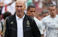 Chưa vào mùa, Zidane đã đau đầu vì tình hình nhân sự
