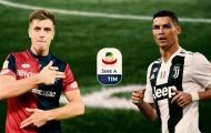 """""""Khi mới đến Ý, không ai nói rằng tôi sẽ ghi nhiều bàn hơn Ronaldo'"""