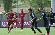 Đè bẹp 'gã tí hon' 7-0, AS Roma tiếp tục thị uy sức mạnh