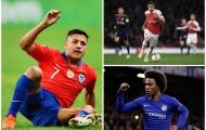 5 sao 'hạng A' Premier League từng nói 'không' với Liverpool