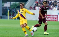 Highlights: Vissel Kobe 0-2 Barcelona (Giao hữu)