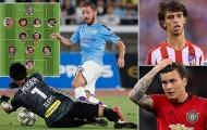 Siêu đội hình chuyển nhượng thống trị trời Âu của Benfica