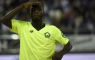 Tiếc 5 triệu euro, Napoli để mất Nicolas Pepe vào tay Arsenal