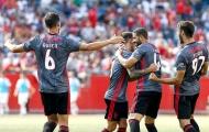 Người cũ gieo sầu, AC Milan nhận đòn đau trên đất Mỹ
