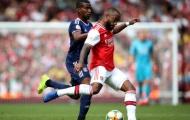 Rời sân sau 12 phút, trụ cột Arsenal phải dùng đến biện pháp y tế tức thời