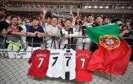 Ronaldo không ra sân gặp K-League All Stars, Juve có nguy cơ bị kiện