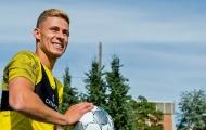Tân binh 25 triệu của Dortmund lên tiếng: 'Tôi thích chịu nhiều áp lực'