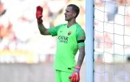 """AS Roma tiễn """"kẻ thay thế Alisson Becker"""" sang Bồ Đào Nha"""