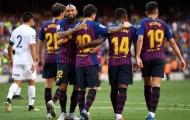 Chi 45 triệu, Tottenham đón 'máy chạy xứ Samba' của Barca về London