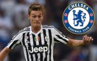 Daniele Rugani, chàng trai của Juventus từng khiến Chelsea sốt sắng